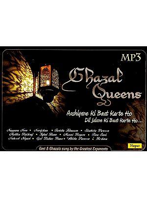 Ghazal Queens – Aashiyane Ki Baat Karte Ho Dil Jalane Ki Baat Karte Ho… (MP3)