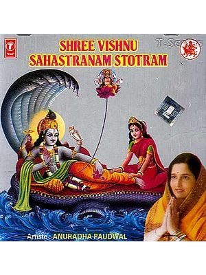 Shree Vishnu Sahastranam Stotram (Audio CD)