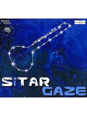 Sitar Gaze (Audio CD)