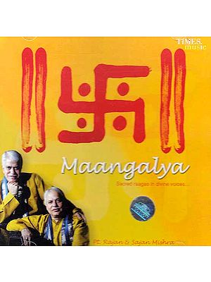 Maangalya: Sacred Raagas in Divine Voices (Audio CD)