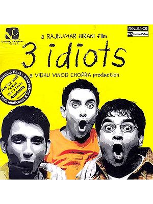 3 Idiots: The Most Successful Film Ever Produced in India (DVD with English Subtitles and Booklet)