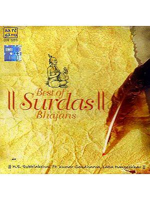 Best of Surdas Bhajans (Audio CD)