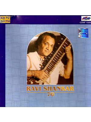 Ravi Shankar 70 (Audio CD)