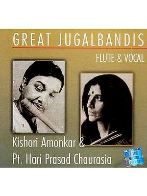 Great Jugalbandis – Flute & Vocal (Audio CD)