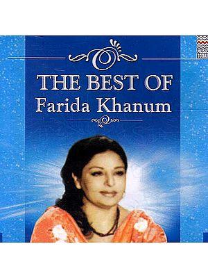 The Best of Farida Khanum (Audio CD)