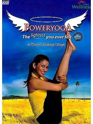 Poweryoga: The Lightest You Ever Felt (DVD)