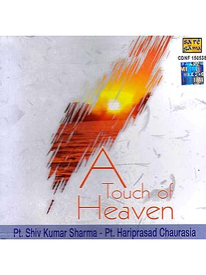 A Touch of Heaven (Audio CD)