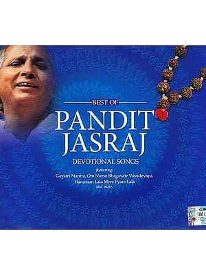 Best of Pandit Jasraj Devotional Songs (Audio CD)