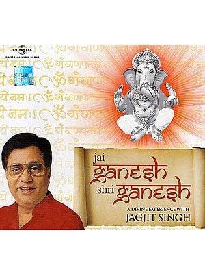 Jai Ganesh Shri Ganesh A Divine Experience with Jagjit Singh (Audio CD)