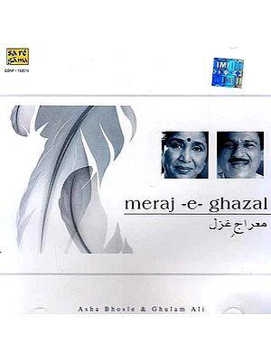 Meraj-E-Ghazal (Audio CD)