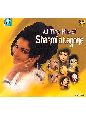 All Time Hits of Sharmila Tagore (Audio CD)