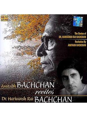 Amitabh Bachchan Recites Dr. Harivansh Rai Bachchan (Audio CD)