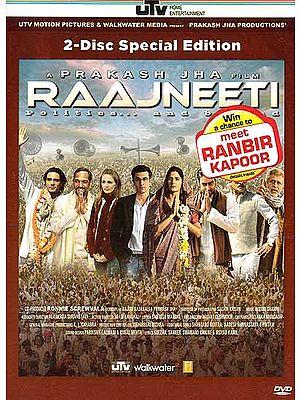 Raajneeti Politics and Beyond (DVD)