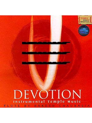 Devotion – Instrumental Temple Music (Audio CD)