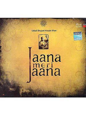 Jaana Meri Jaana (Audio CD)