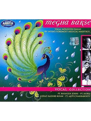 Megha Barse (Vocal Monsoon Ragas By Indian's Foremost Musical Maestros)(MP3)