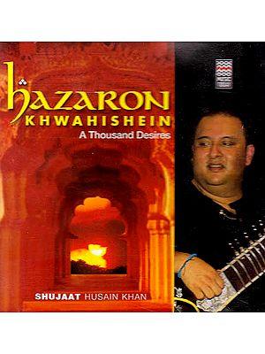 Hazaron Khwahishein (A Thousand Desires) (Audio CD)