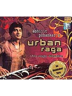 Urban Raga: Live Raga Odyssey (Audio CD)