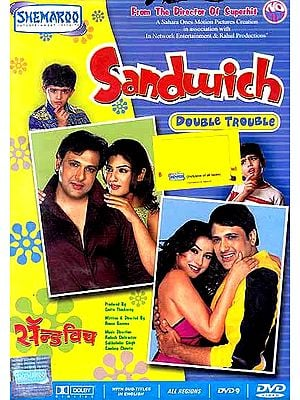 Sandwich – Double Trouble (DVD)
