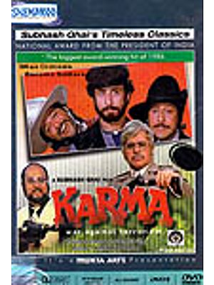 Karma (DVD): Winner of National Award from the President of India
