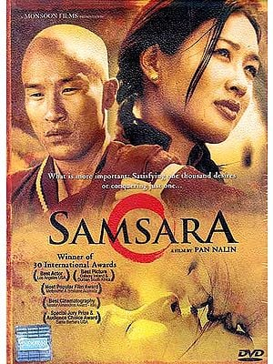 Samsara (DVD): Winner of 30 International Awards