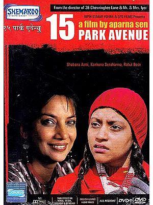 15 Park Avenue – A Film by Aparna Sen (DVD)