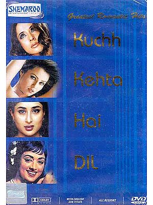 The Heart Says Something (Kuchh Kehta Hai Dil) (DVD of Greatest Romantic Songs from Bollywood)