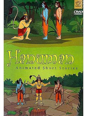 Hanuman (Animated Short Stories) (DVD)