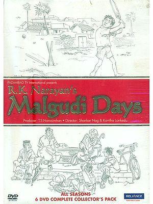 Malgudi Days (Set of 6 DVDs)