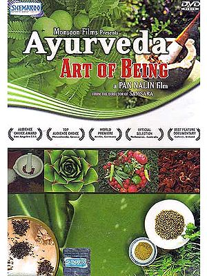 Ayurveda: Art of Being - A Pan Nalin Film (DVD)