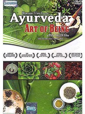 Ayurveda: Art of Being - A Pan Nalin Film (DVD)