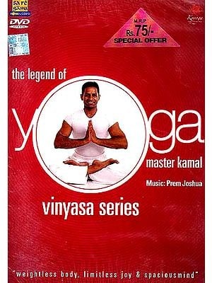 The Legend of Yoga, Master Kamal – Vinyasa Series (DVD)