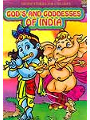 God's And Goddesses of India (DVD)