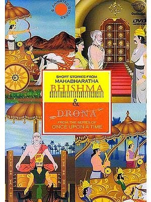 Bhishma & Drona (Short Stories From Mahabharatha) (DVD)