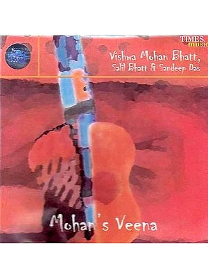 Mohan's Veena (Audio CD)