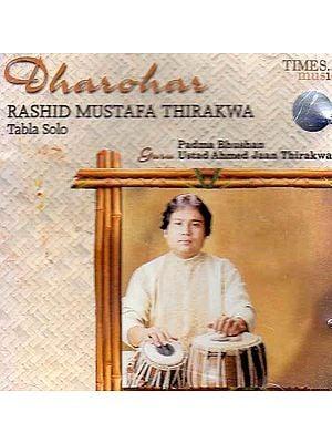 Dharohar (Tabla Solo) (Audio CD)