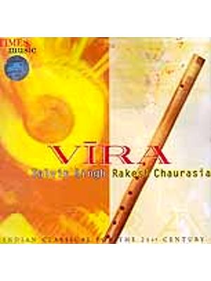 Vira: Indian Classical for the 21st Century (Audio CD)