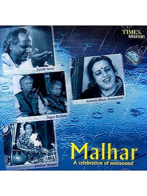 Malhar (A Celebrate of Monsoons!) (Audio CD)