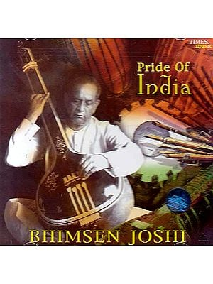 Pride of India Bhimsen Joshi (Audio CD)