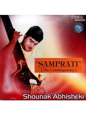 Sampratti (The Contemporary) (Audio CD)