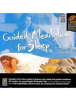 Guided Meditation For Sleep - An Integrated Approach to Improve Your Sleep (With Booklet Inside) (Audio CD)