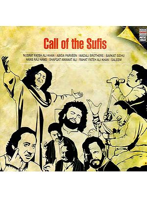 Call of The Sufis (Audio CD)