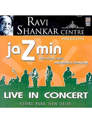 Jazmin: Live In Concert (Audio CD)