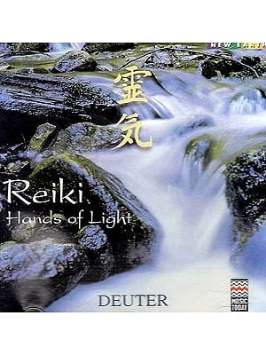Reiki (Hands of Light) (Audio CD)