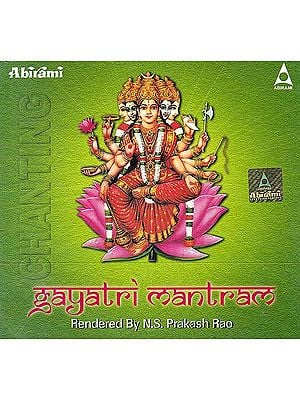 Gayatri Mantram (Audio CD)