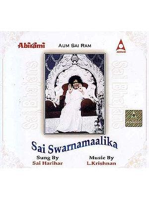 Aum Sai Ram Sai Swarnamaalika (Audio CD)