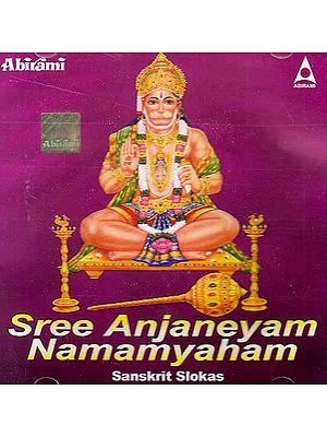 Sree Anjaneyam Namamyaham (Sanskrit Slokas) (Audio CD)