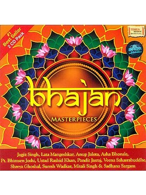Bhajan Masterpieces (2CD Pack) (Audio CD)