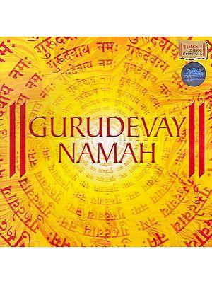 Gurudevay Namah (Audio CD)