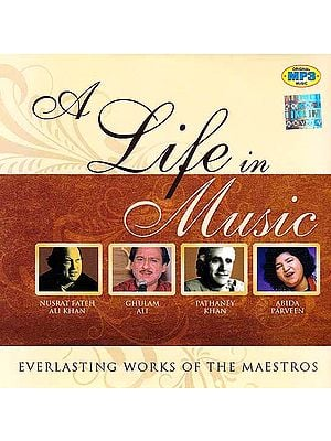 A Life In Music (Everlasting Works of The Maestros)  (MP3)